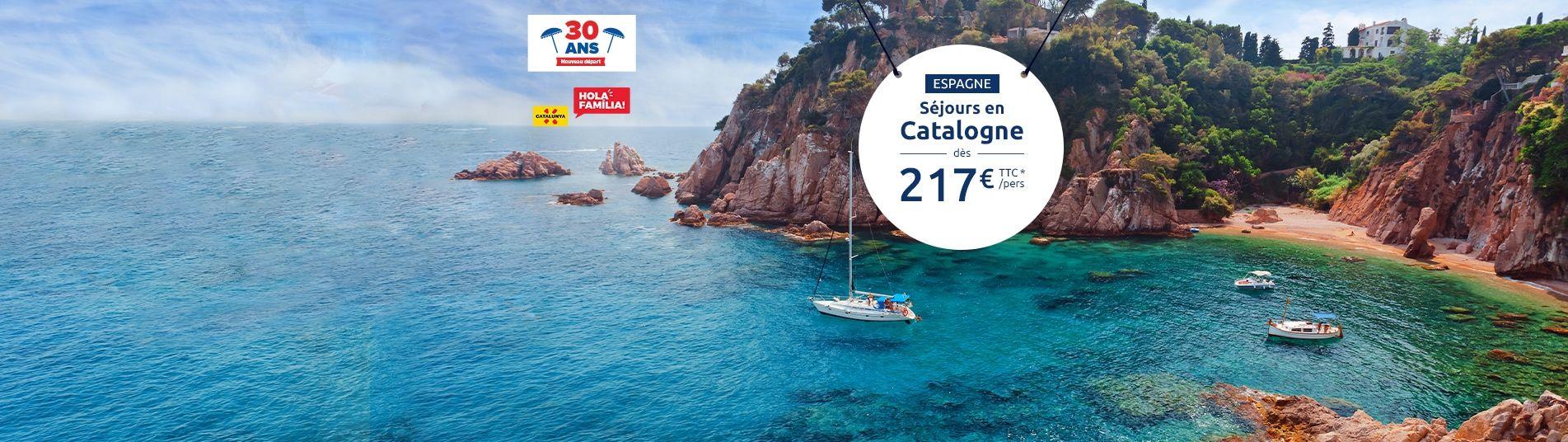 Catalogne en Espagne