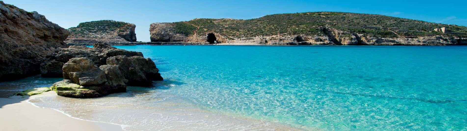Lagon de Comino, Ile de Malte