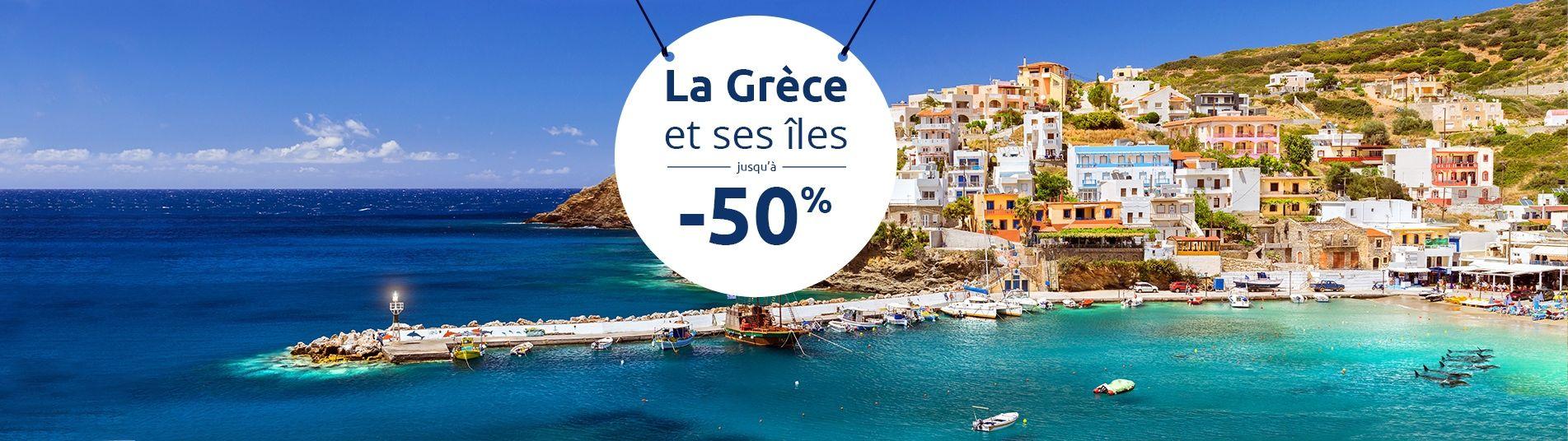 Bord de mer en Crète