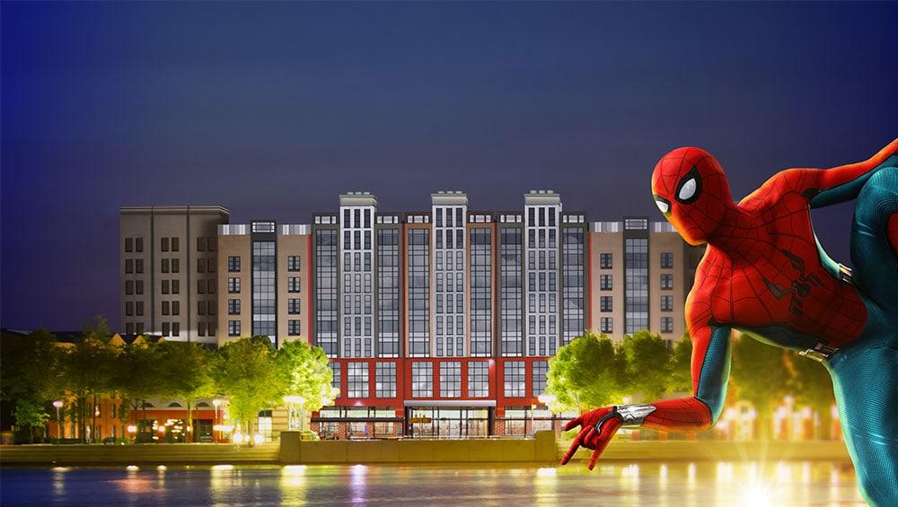 Disney's Hotel New York - The Art of Marvel - Venez profiter des beaux jours !