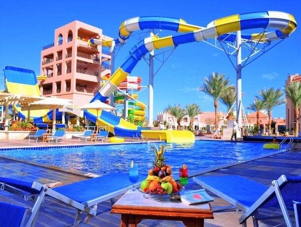 Hôtel Albatros Aqua Park 4*