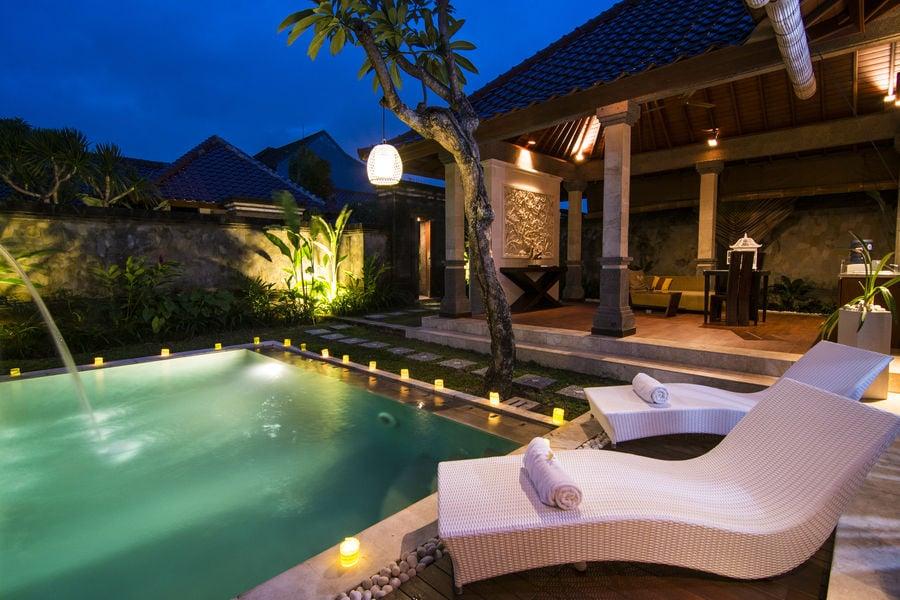 Combiné Ubud et Seminyak en villa piscine privée 4* - 1