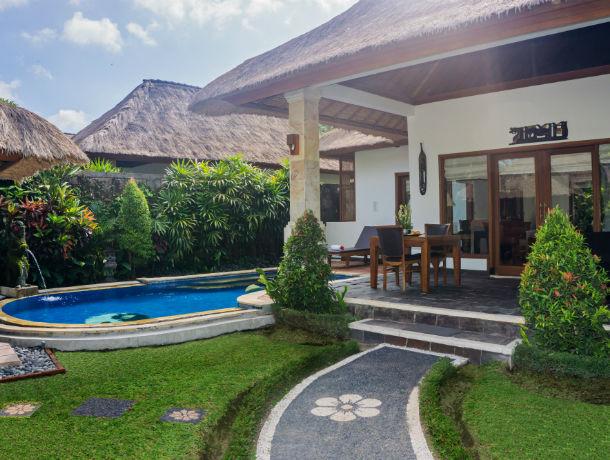 Combiné Ubud, Nusa Lembongan et Seminyak en villas avec piscine privée 4* - 1