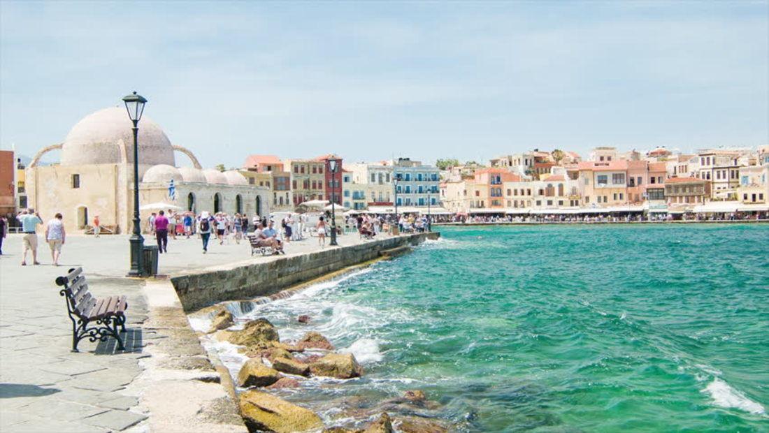 Séjour en Crète 4*