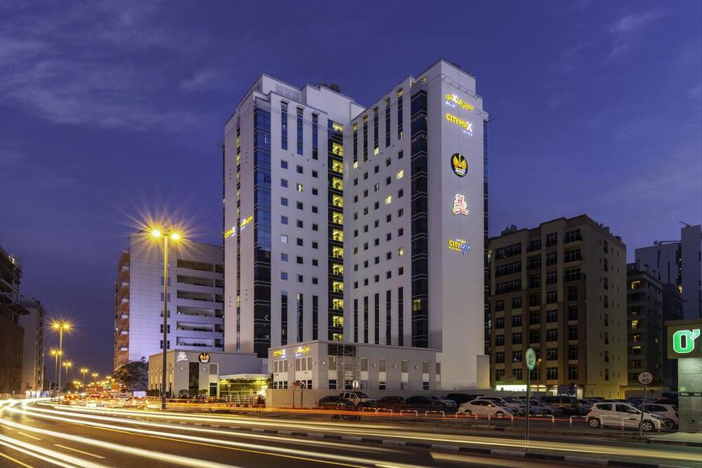 Hôtel City Max Al Barsha At The Mall 3*