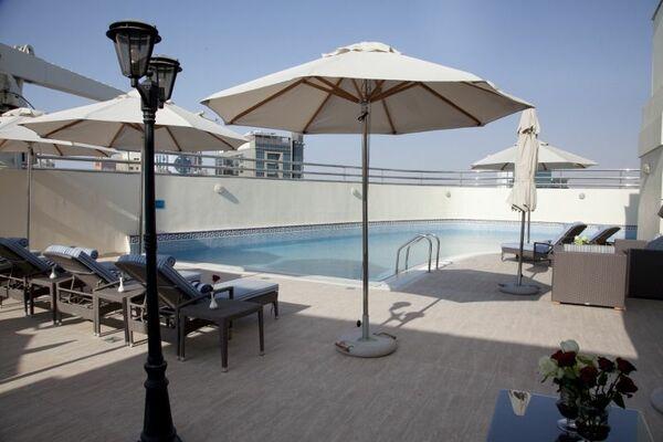 Hôtel Grand Excelsior Al Barsha 4* - 1