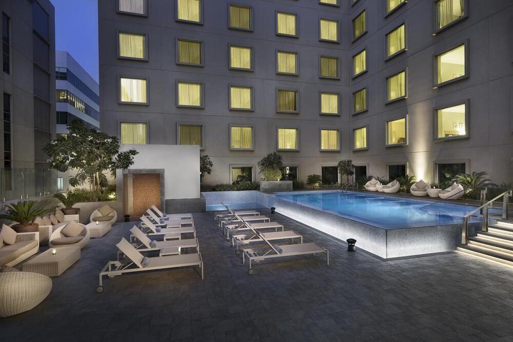 Hôtel Hilton Garden Inn Mall Of The Emirates 4* - 1