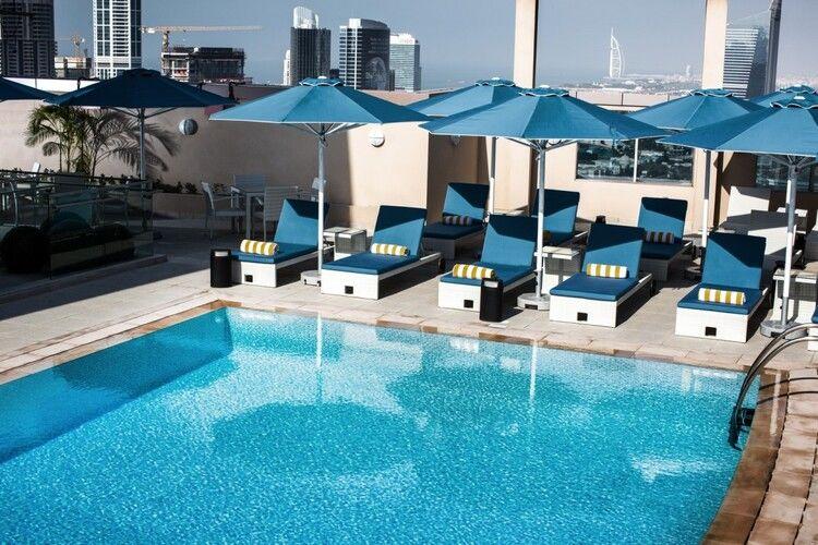 Hôtel Pullman Jumeirah Lakes Towers 5*