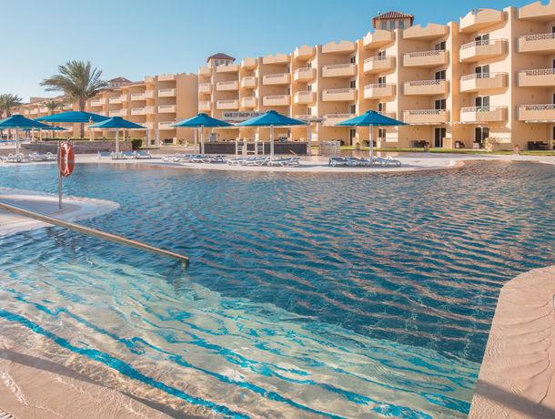 Hôtel Albatros Beach Club Resort Abu Soma 4* - 1