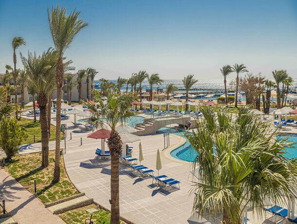 Hôtel Amarina Abu Soma Bay Resort & Aquapark 5* - 1