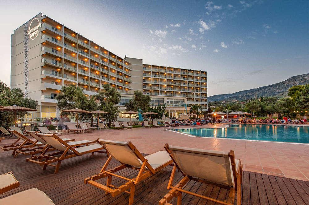 Hôtel Amarynthos resort 4* - 1