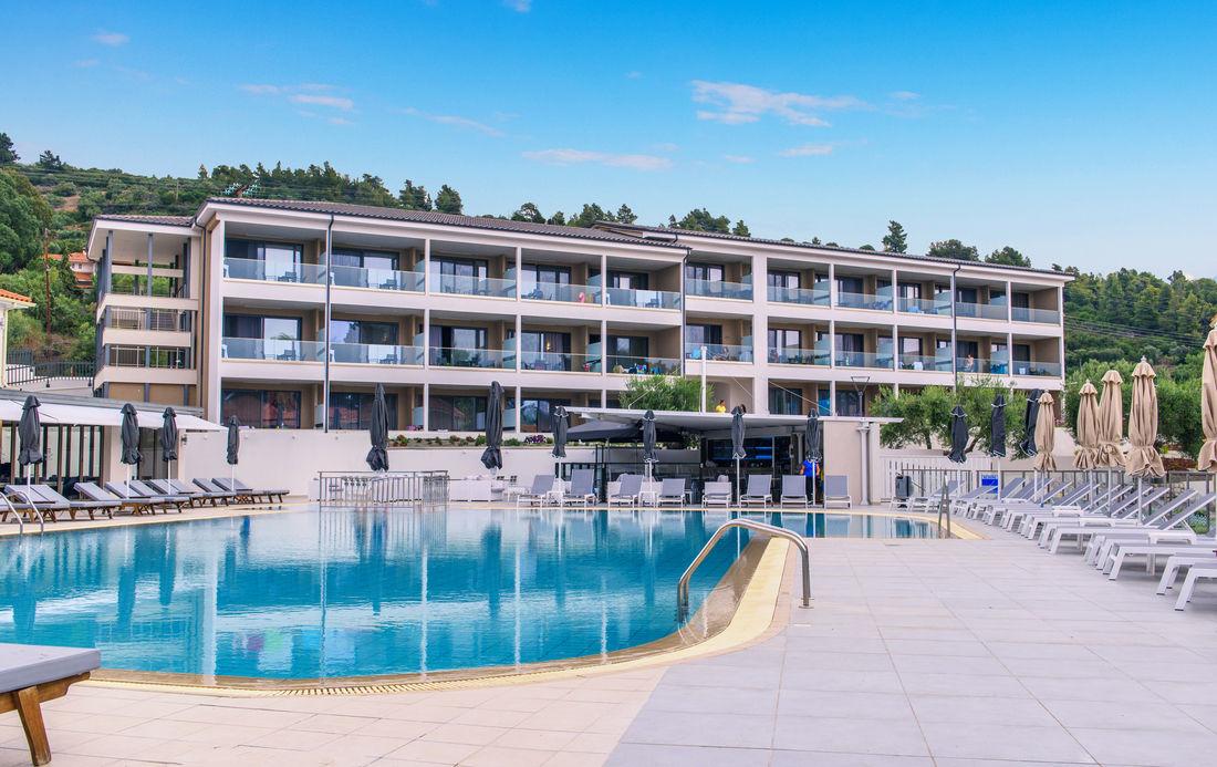 Hôtel Lagomandra beach hôtel 4* - 1