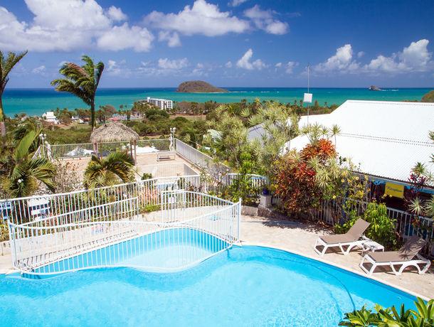 Résidence Caraïbes Bonheur 4* - 1
