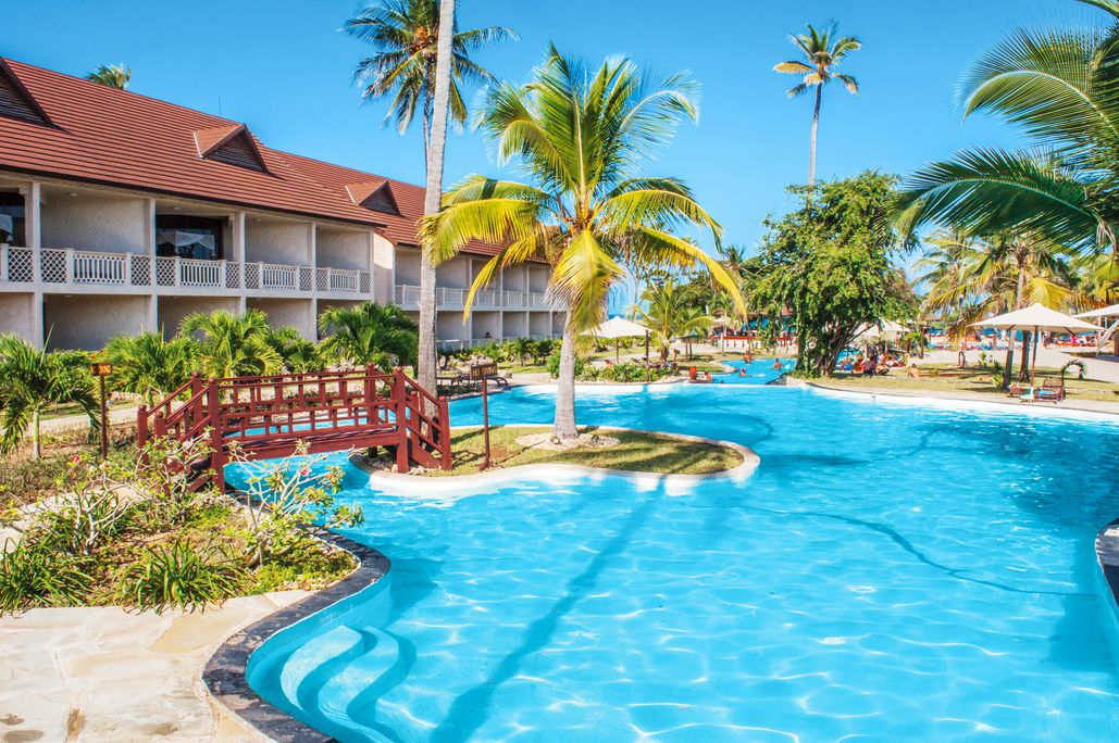 Hôtel Amani Tiwi Beach Resort 4* - 1