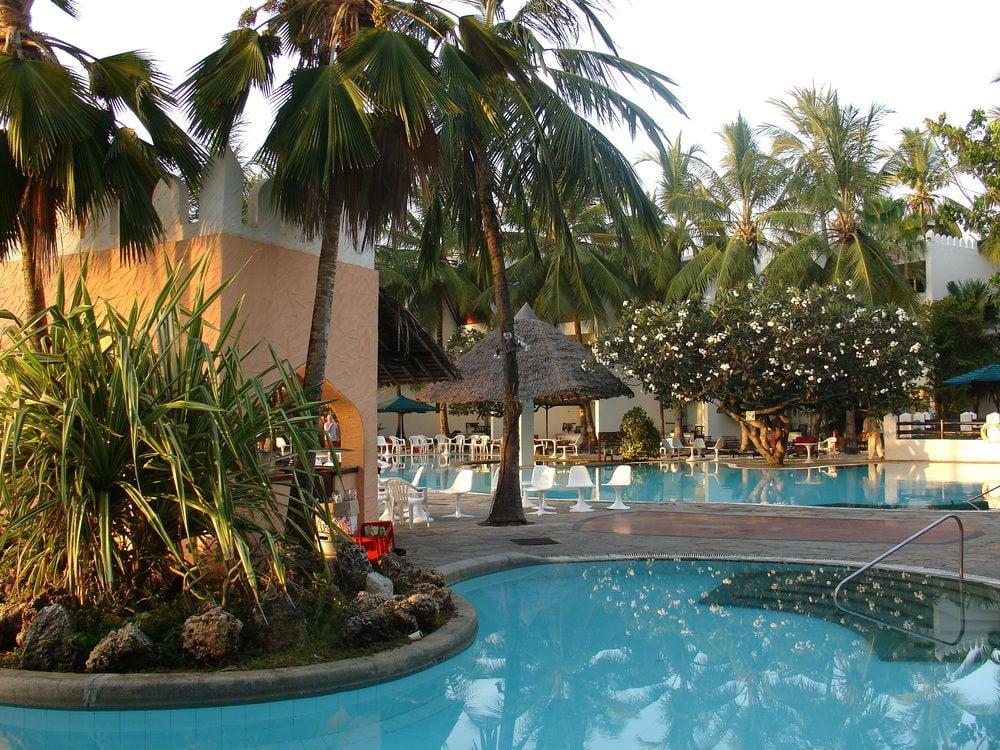 Hôtel Bamburi Beach Hôtel 3* & Safari 1 nuit - 1