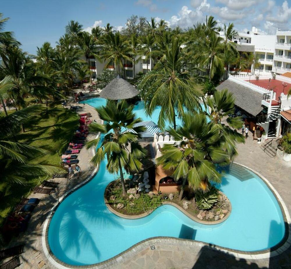 Hôtel Bamburi Beach Hôtel 3* - 1