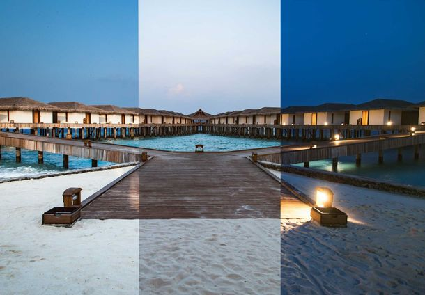 Hôtel Dhiggiri Resort Maldives 4* - 1