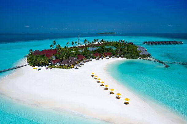 Hôtel Dhigufaru Island Resort 5* - 1