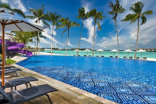 Hôtel Hard Rock Maldives 5*