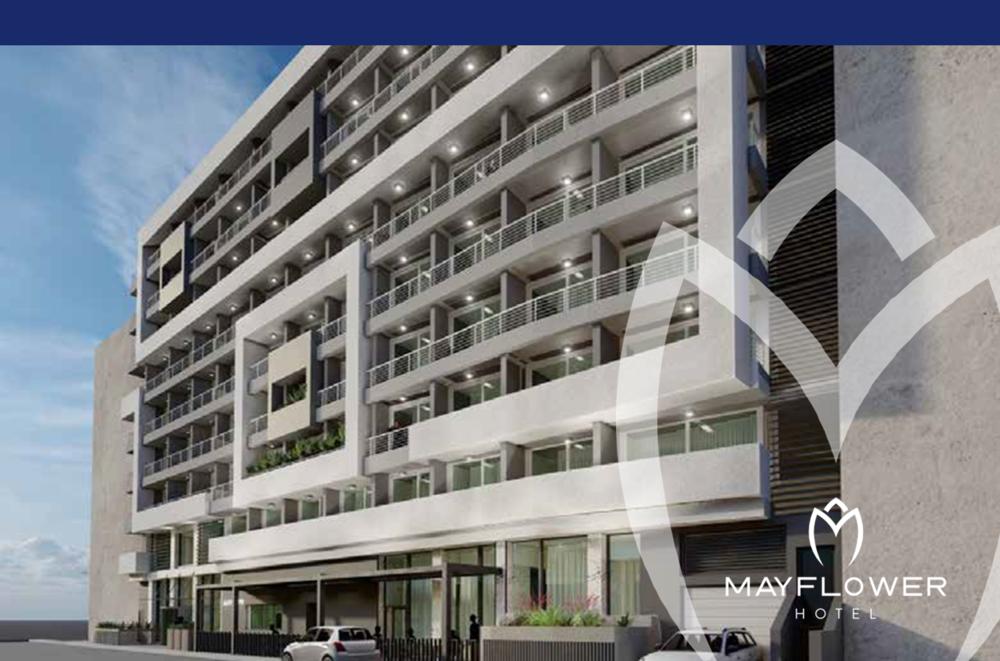 Hôtel Mayflower 3* - 1