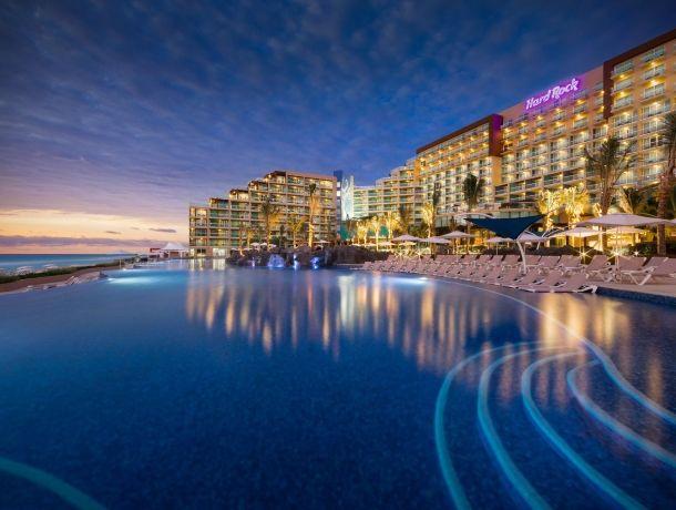 Hard Rock hotel Cancun 5* - 1