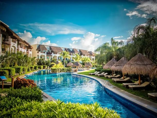 Valentin Imperial Maya All inclusive 5* - Adults only - 1
