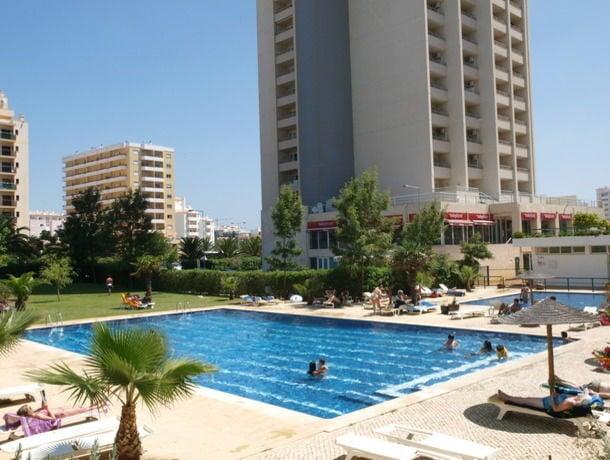 Apart hôtel Jardins Da Rocha - 1