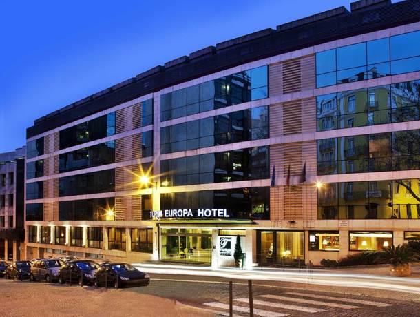 Hôtel Turim Europa 4* - 1