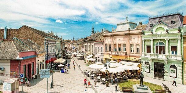 Escapades entre Belgrade et Novi Sad 4* - 1
