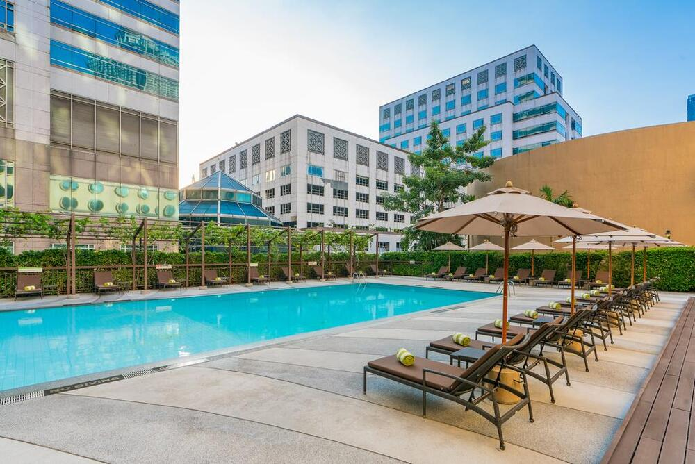 Hôtel Holiday Inn Bangkok Silom 4* - 1