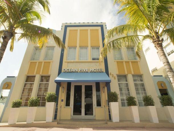 Ocean Five hotel 3* - 1