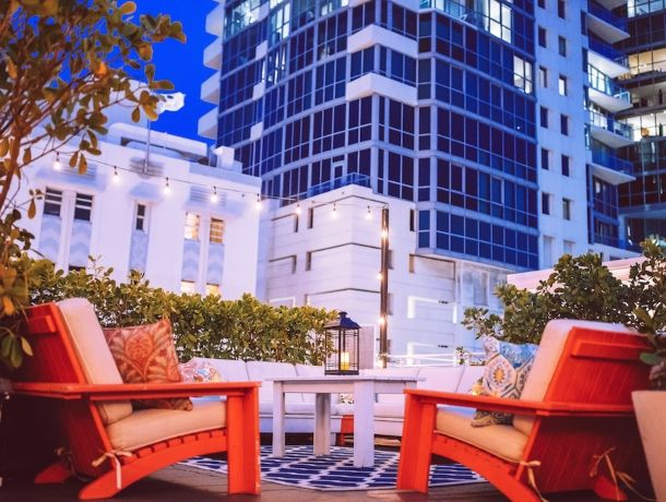 Hôtel Townhouse Miami Beach 3*