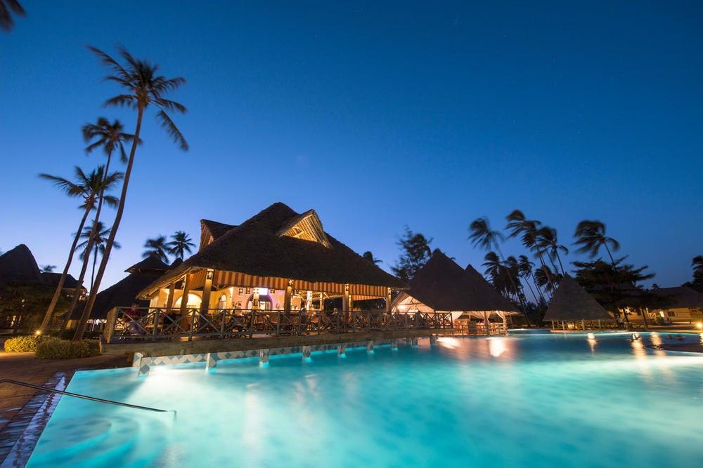 Hôtel Neptune Pwani Beach Resort and Spa 4* - 1
